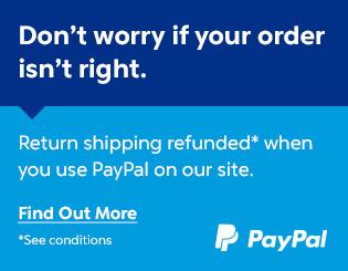 PayPal Return Shipping