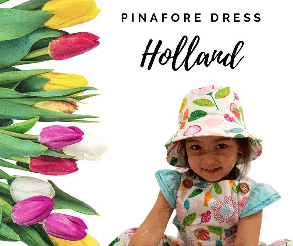 Vibrant Floral Girls Dress Australia