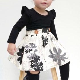 Alaska Skirt My Little Threads girls clothing brand