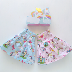 Unicorn Reversable Skirt