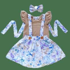 girls Suspender skirt australia