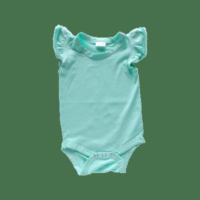Mint Flutter leotard suit onesie
