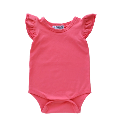 Watermelon Flutter leotard suit onesie