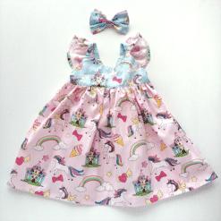Pretty Unicorn Dress