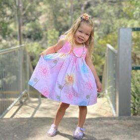 Austin Texas Flutter Dress Gold Coast Australia