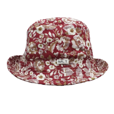 Rose City Ruby Bucket Hat