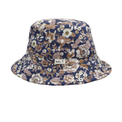 Rose City Blue Bucket Hat
