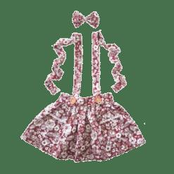 Ruby Rose Suspender skirt Australia