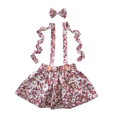 Ruby Rose Suspender skirt Australia