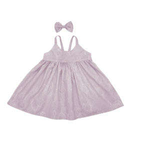 Lilac Tulip Summer Dress Gold Coast