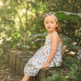 Gorgeous Girls Floral Dress Gold Coast Australia