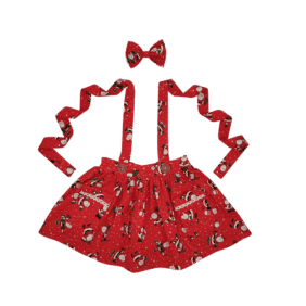 red christmas outfit