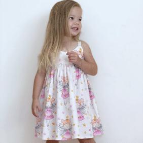 Princess fairy dress