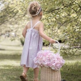 lavender floral flower dress australia