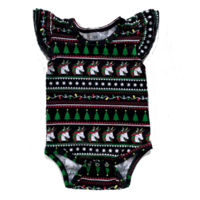 Christmas Flutter -unicorn flutter