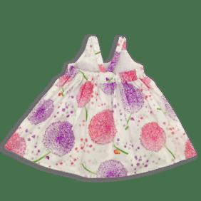 Pink Dandelion Dress